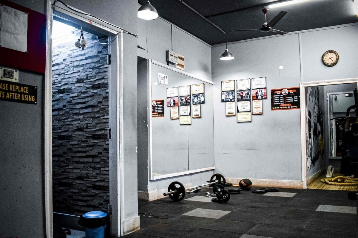 Muscle Up Gym 3